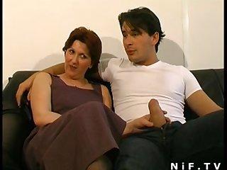 Порно кастинг зрелой супружеской пары