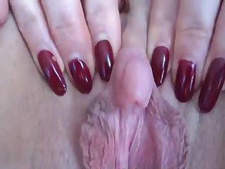 Большой клитор зрелых женщин